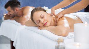 Drakensberg romantic couples massage