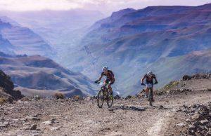 sani pass mountain biking
