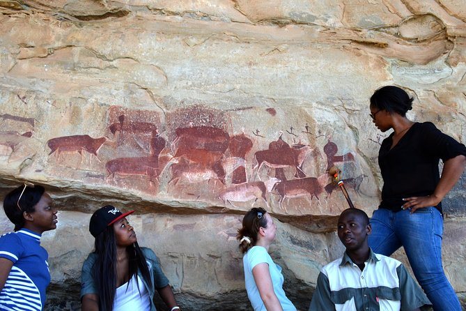 Drakensberg rock art tours