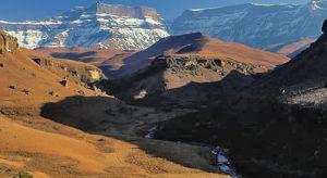 Giants Castle - Central Drakensberg