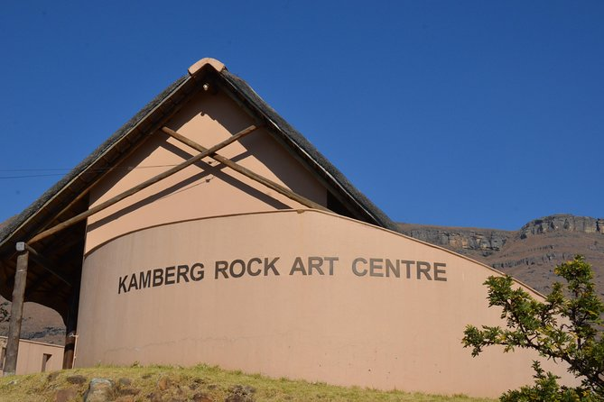Kamberg rock art center - southern Drakensberg