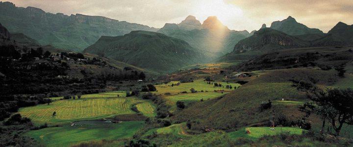 An enchanting weekend away in the Drakensberg