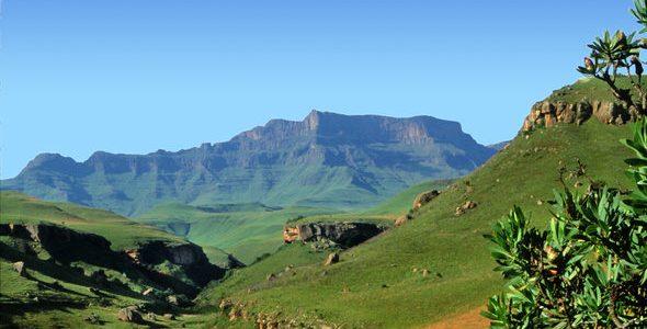 Giants Castle Nature Reserve