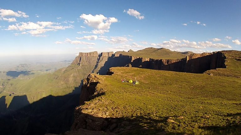 Mini Travers - Northern Drakensberg