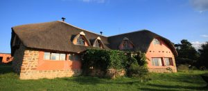 Antbear Eco Lodge - 3 - Experience the Drakensberg slider mountain view exterior