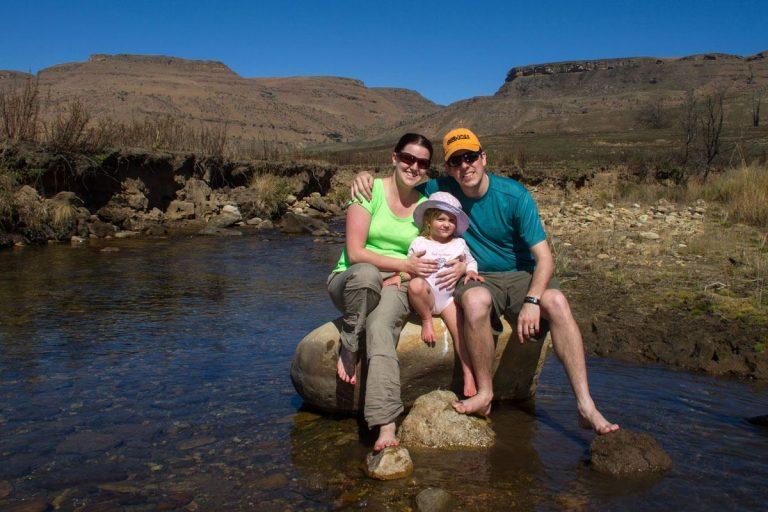 Drakensberg adventure