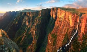 Attractions - 4 - Experience the Drakensberg Tugella Falls1