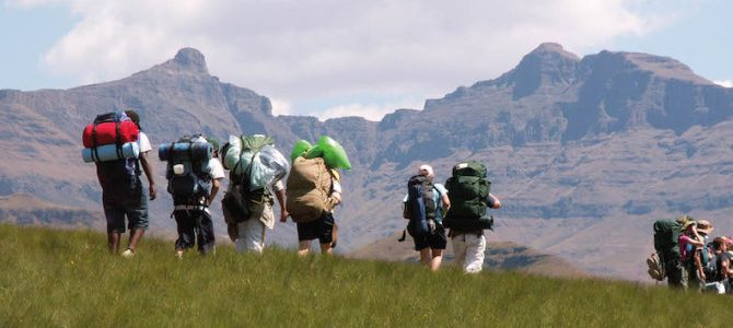 A slackpacker's guide to hiking in the Drakensberg