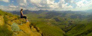 Drakensberg solo travel